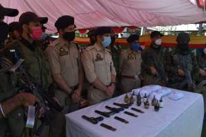Narco-Militancy Module Busted In Baramulla: Police