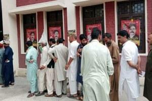 ViolenceHit Pak Kashmir Election Records60% Turnout