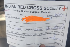 Response to Red Cross Forced Donations Report