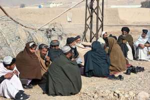 Thousands Of Afghan Families Flee Fighting In Kandahar
