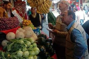 FCS&CA Conducts Market Checking Across Srinagar