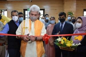 Govt To Brand Kashmir Silk For International Market: LG