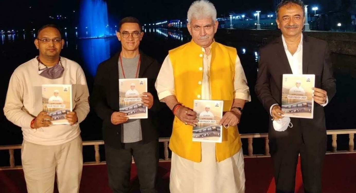 JK Film Policy A Game Changer For Film Making In J&K
