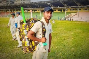 Specially Abled Budgam Cricketer Selected For Bangladesh Cricket Series