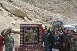 World's Highest Motorable Road Opens In Ladakh