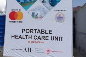 50-Bed 'Portable' Hospital Set Up In Baramulla