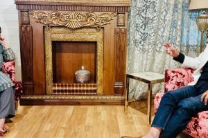 Safina Named PC Women's Wing President