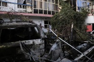 Drone Attack Killed 10 Civilians In Kabul, US Acknowledges