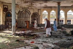 Taliban Vow Punishment As Death Toll From Shia Mosque Blast Mounts