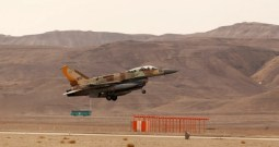 Israel Holds Largest-Ever Military Drill With UAE Participation