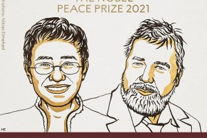 Journalists Win Nobel Peace Prize for Defending Freedom of Expression