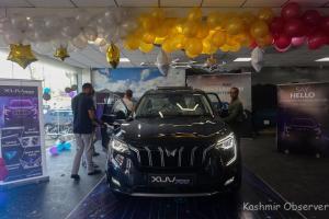 Himalayan Motors Launches All New Mahindra XUV 700