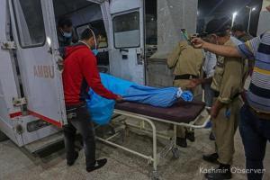 2 More Non-Locals Shot Dead In Srinagar, Pulwama