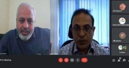 PIB Srinagar Conducts Virtual IMPCC Meeting