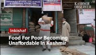 Food For Poor Becoming Unaffordable ln Kashmir