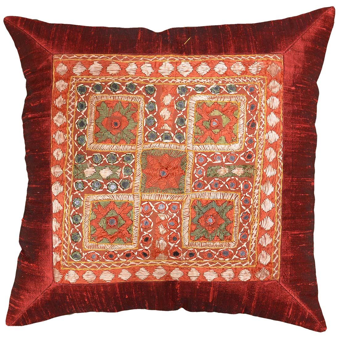 cushions for wooden sofa india andre review maroon home the honoroak