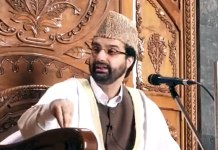 You may kill one militant, ten more will stand up, says Mirwaiz Umar