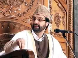 You may kill one militant, ten more will stand up, says Mirwaiz Umar