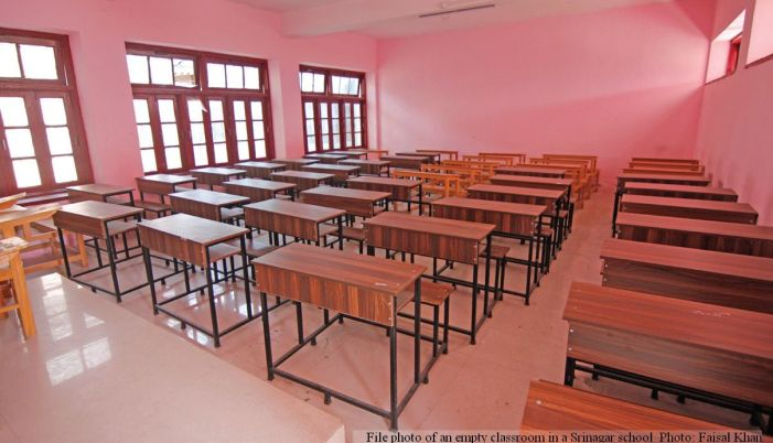 Majority of govt schools without playground, boundary wall