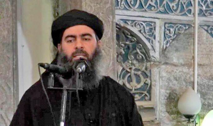 ISIS chief dead in US raid in northwest Syria: Prez Trump