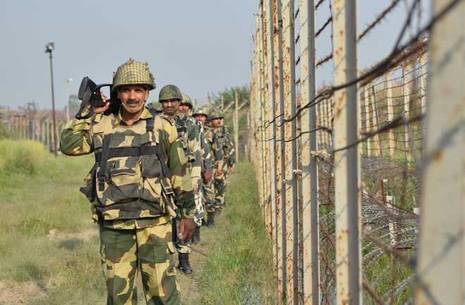 Army commander delinks tension along LoC with Indo-China standoff
