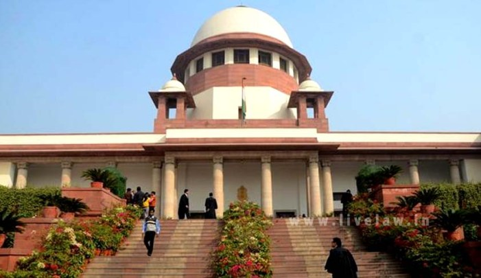 HC's can't order to speed up trial on application by person not connected with case: SC