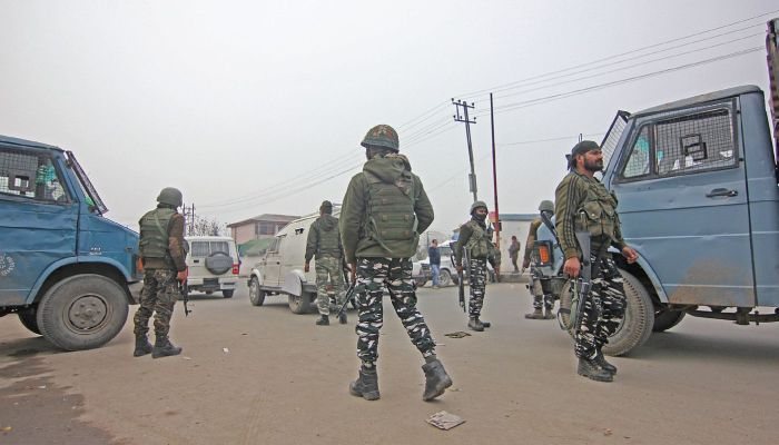 Nothing found after forces lay cordon in Shopian villages