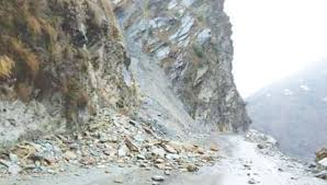 Massive landslide forces closure of Jammu-Srinagar NH