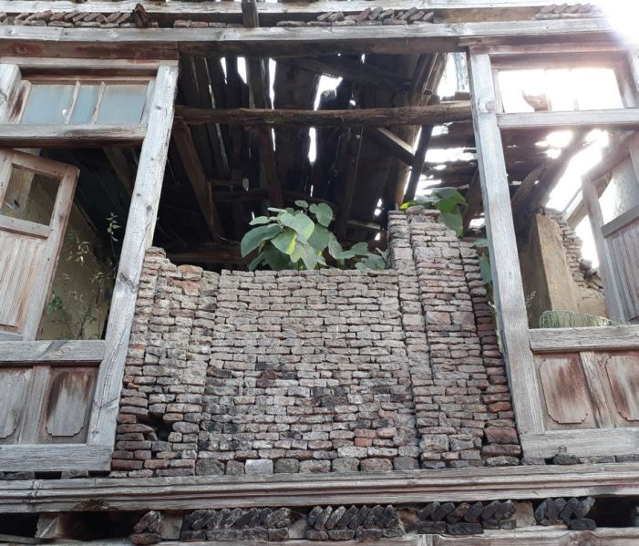 Listed for conservation, educationist Ashai's 19th century house still dilapidated