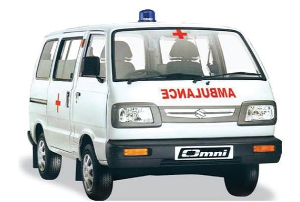 JKYF Ambulance transports poor labourer's corpse from Sumbal SDH to Khaddi Banihal