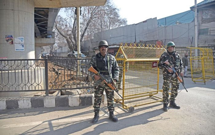 Security beefed up in Valley