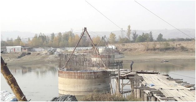 18 years on, Baramulla's Jetty bridge await completion