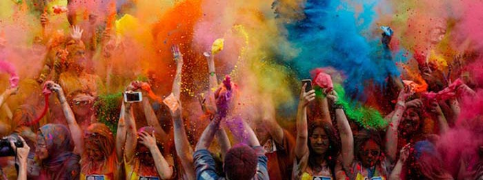 The legend and the lumpenism of Holi
