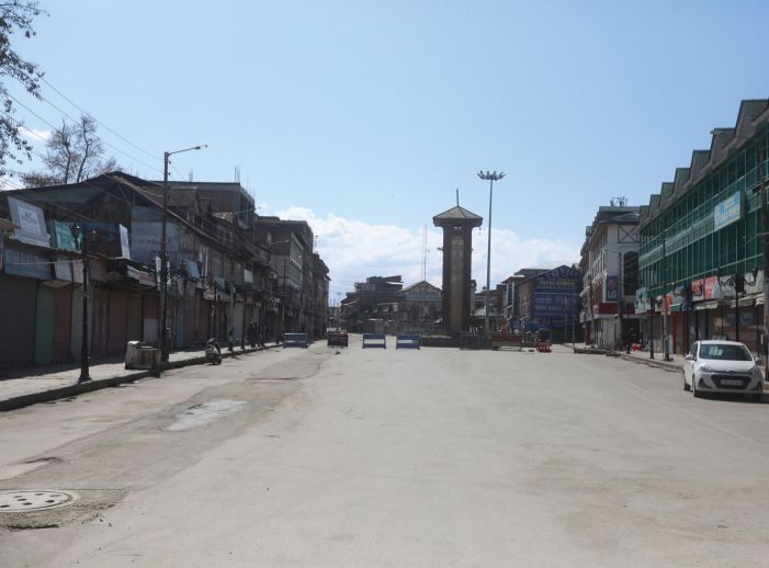 Second COVID death in Valley: Tangmarg man with no travel history dies in Srinagar hospital