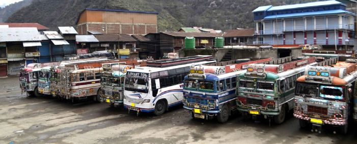 Transport banned, drivers unable to earn a living