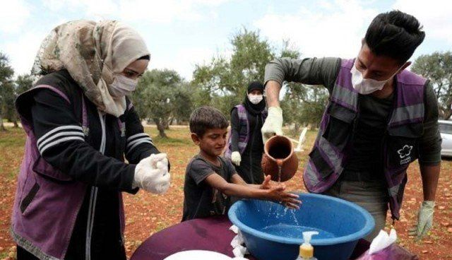 74 million in water-scarce Arab world lack hand-washing facility: UN