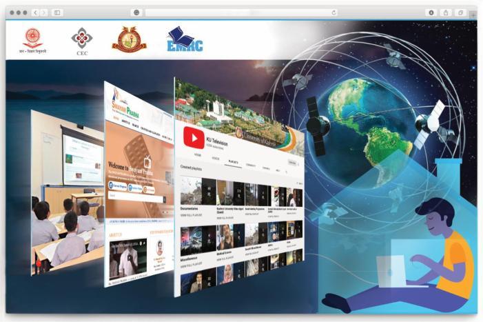 KU's EMRC introduces Digital Learning Corner for students