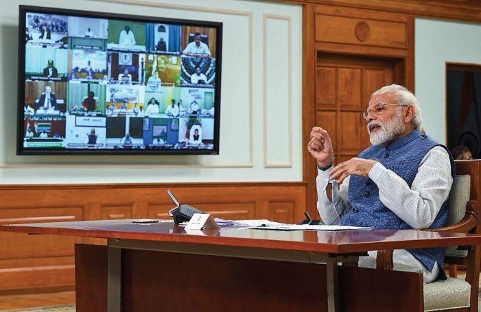 Focus on testing, tracing, isolation and quarantine: Modi tells CMs