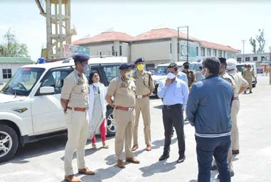 No traffic except for emergency cases will be allowed on highway: DGP