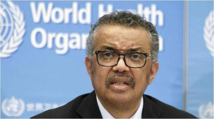 Make no mistake, virus will be with us for a long time: WHO chief warns