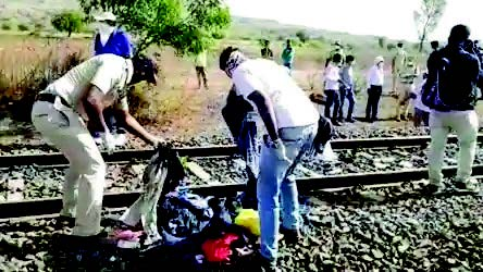 14 migrant workers crushed to death by train in Maharashtra