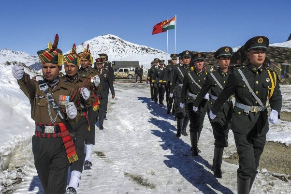 Indian, Chinese armies agree to resolve issue through talks: MEA