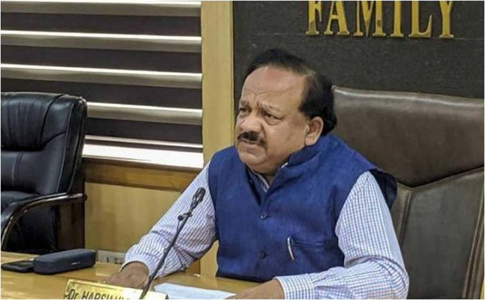Govt alert, no need to panic: Vardhan on new coronavirus strain in UK
