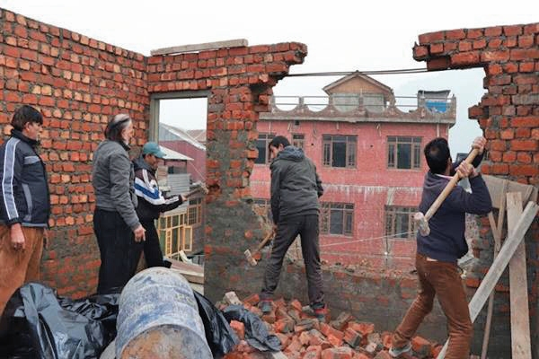 SMC conducted over 100 demolitions in fortnight