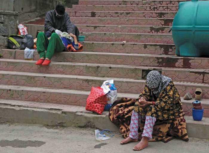Three Covid deaths in a day at Srinagar's CD Hospital