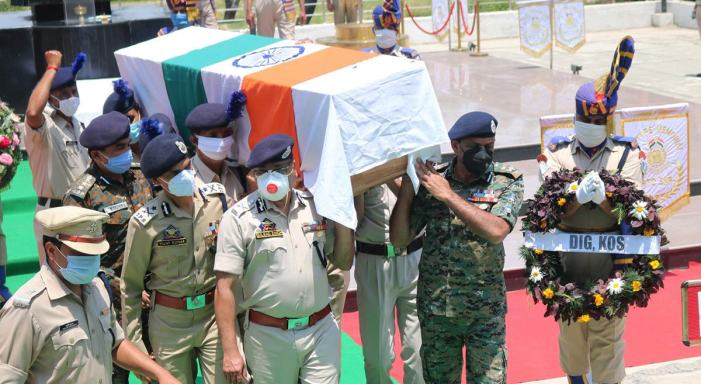 2006 forces personnel under MHA killed in accidents in six years
