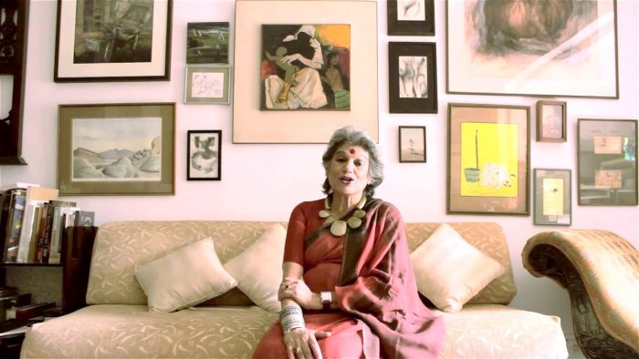 DOLLY THAKORE ON A CHANGED WORLD
