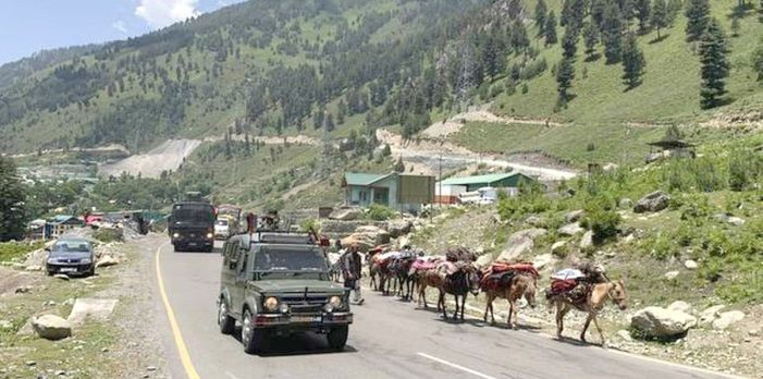 Is the Galwan Valley dispute linked with the end of Article 370?