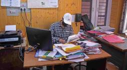 Govt employees resumed duties after more than two months