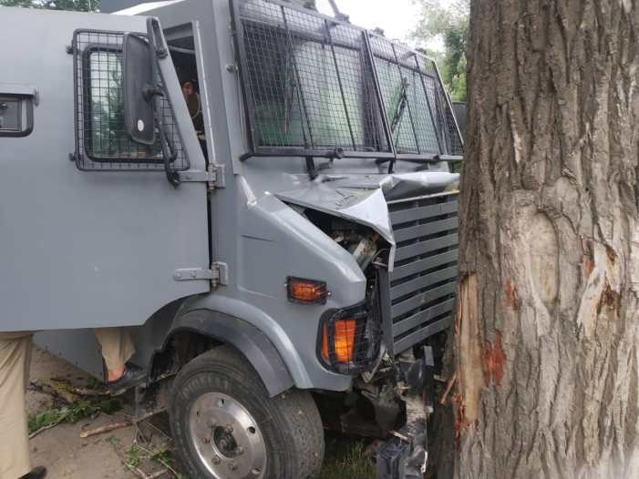 4 SSB personnel injured in Awantipora mishap
